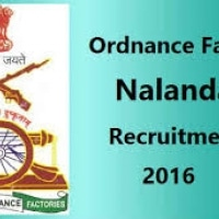 Ordnance Factory Nalanda Recruitment 2016 Apply For 13 Nurse, Medical Assistant, Technician