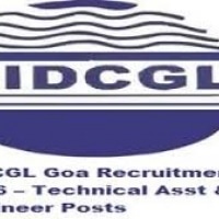 SIDCGL Recruitment 2016 | 22 Supervisor, Helper Posts Last Date 19th July 2016