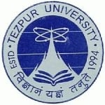 Tezpur University Recruitment – JRF Vacancies – Walk In Interview 02 May 2018