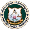 Thiruvalluvar University – Registrar Vacancies – Last Date 31 January 2018