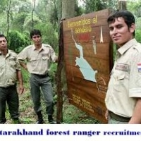 Uttarakhand Forest Department Recruitment 2016 | 08 Forest Guard Posts Last Date 15th November 2016